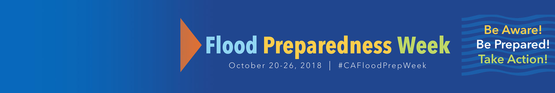 Flood Prep week Oct 20-26
