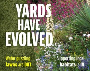Yards have evolved. Our rebates help make the change.