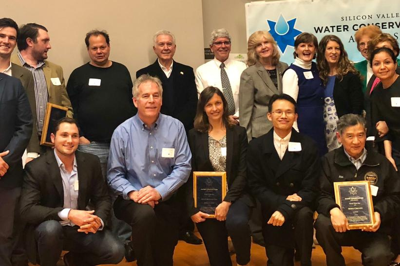 Silicon Valley Conservation Award winners