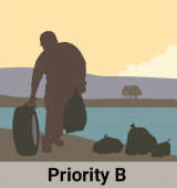 Priority B: Reduce Toxins, Hazards and Contaminants in our Waterways