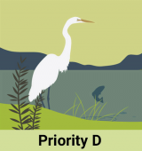 Priority D: Restore Wildlife Habitat and Provide Open Space